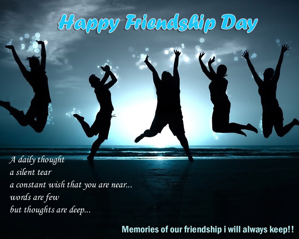 Friendship Day Message Cards