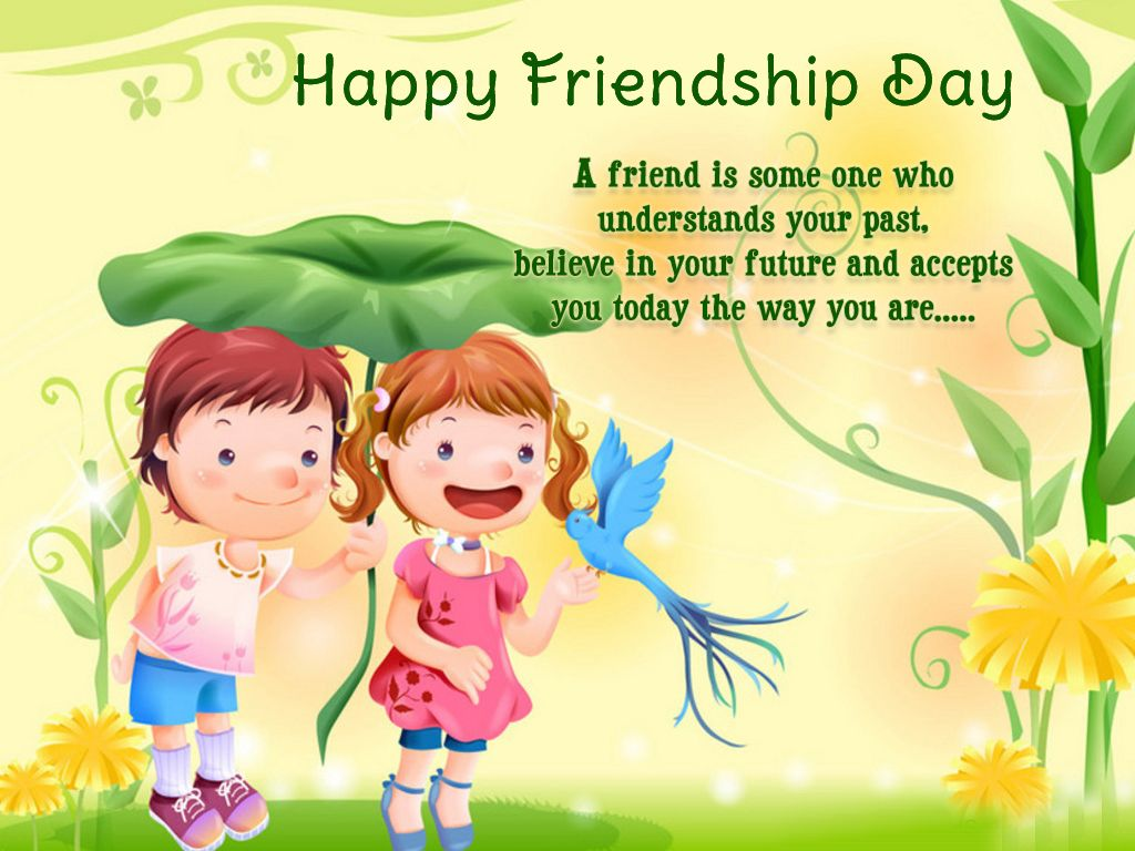 Friendship Day Poem For Best Friends