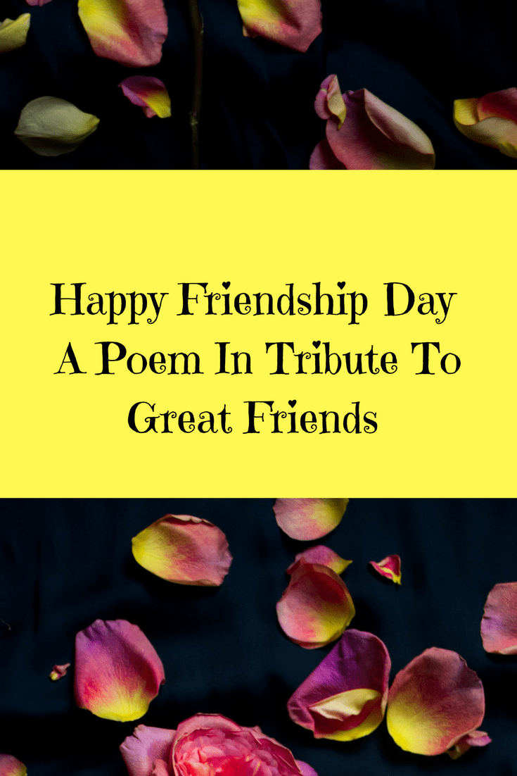 Friendship Day Poem Motivational and Cute Images