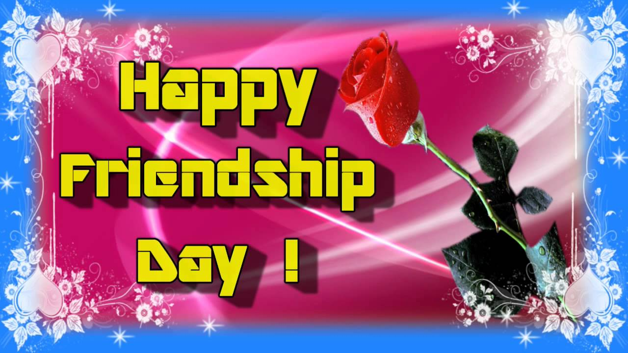 Happy Friendship Day Cards Free