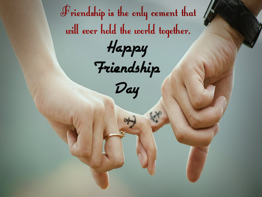 Happy Friendship Day Pics Best Collection