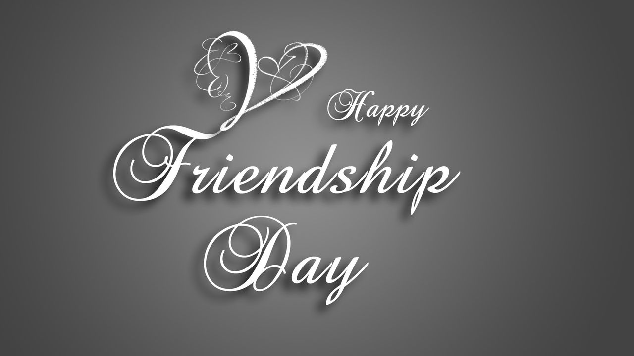 Happy Friendship Day Pics For Desktop Wallpaper