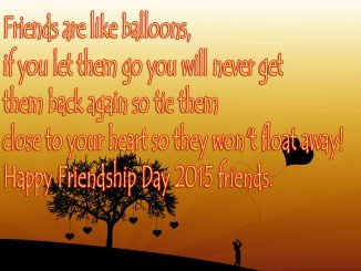 Happy Friendship Day Quotes Sayings