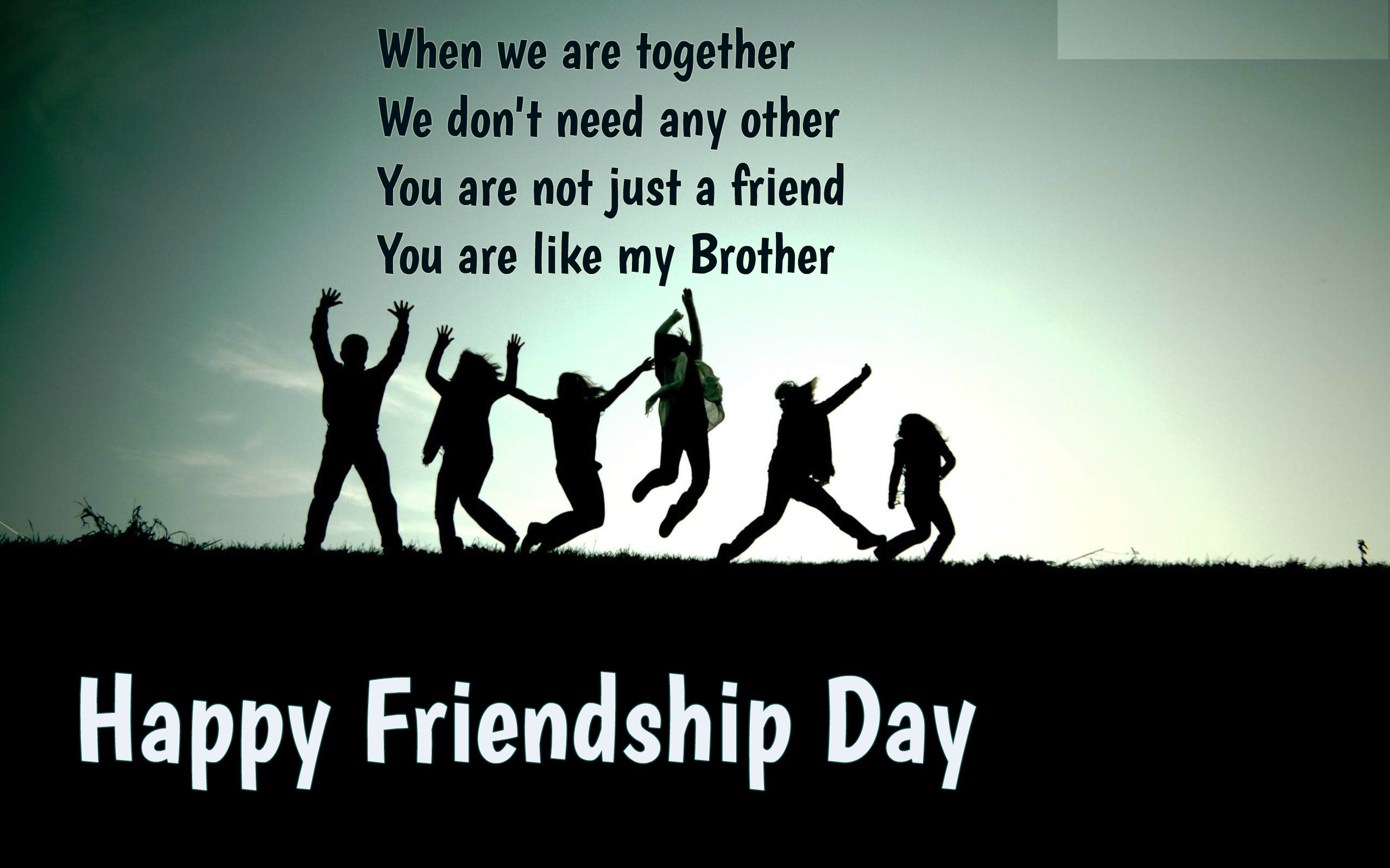International Friendship Day Quotes Pictures