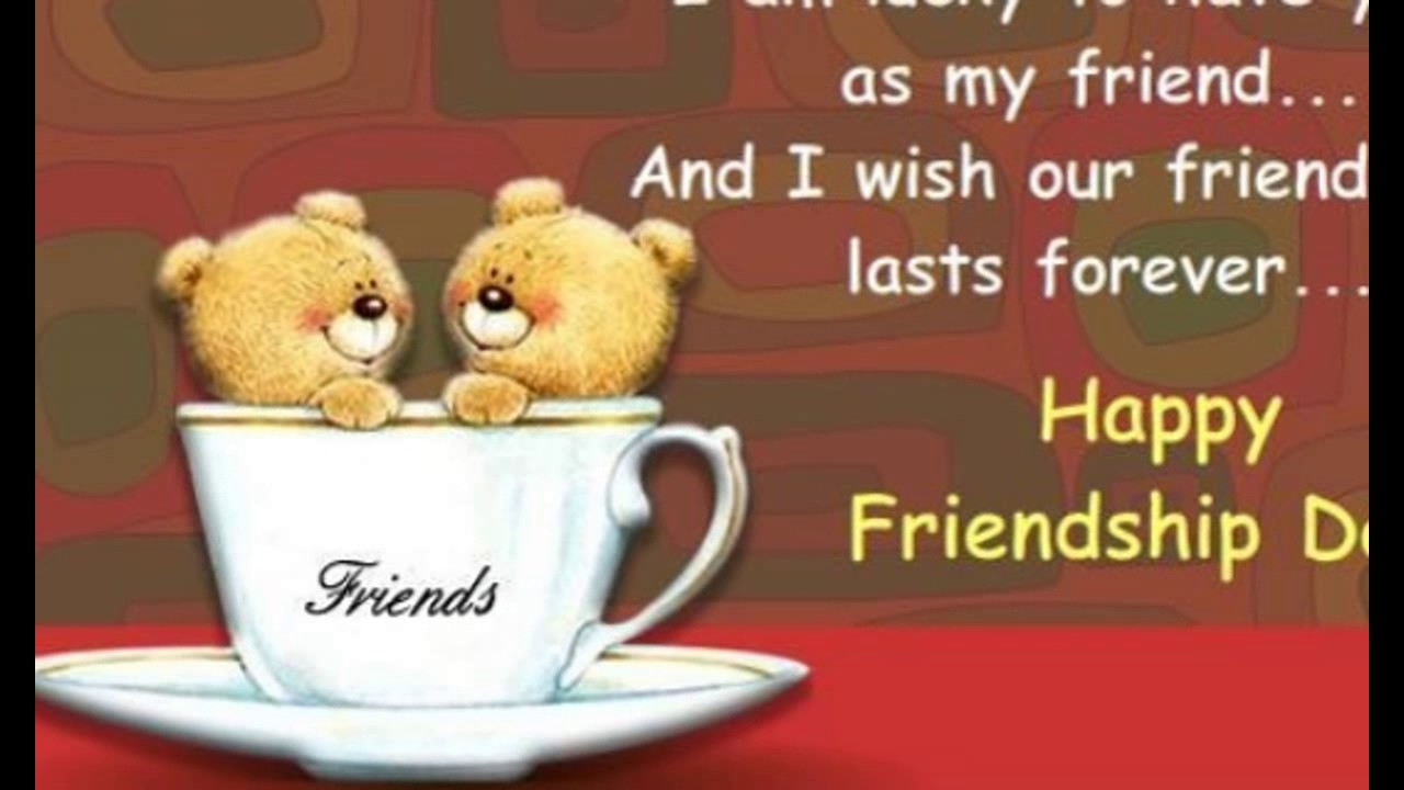 Latest Happy Friendship Day Message Images