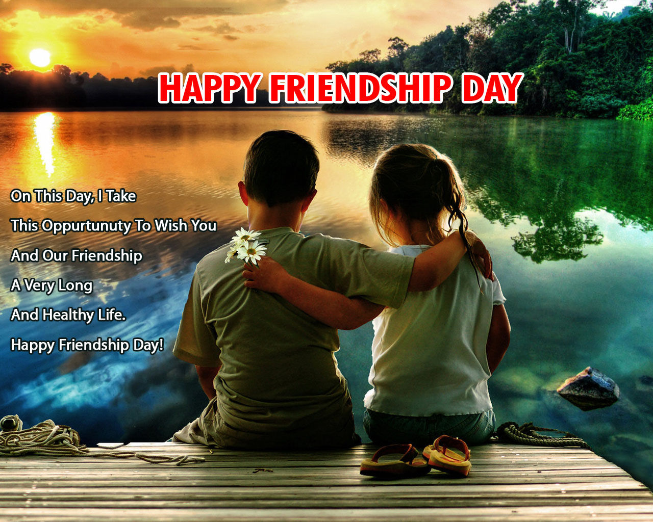 Wishing You a Happy Friendship Day Images
