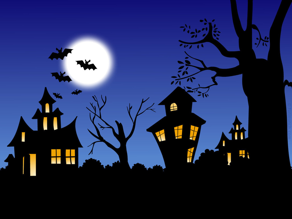 Cool Halloween Backgrounds For Ipad