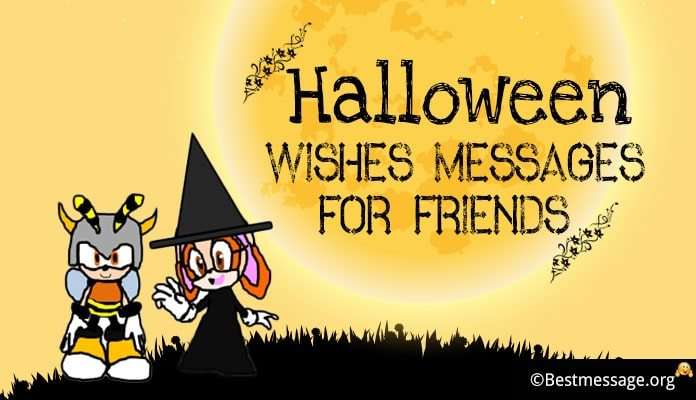 Halloween Messages Greetings