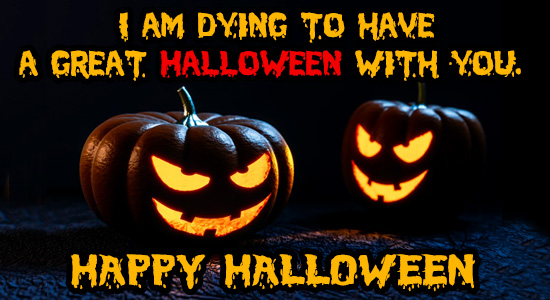 Halloween Messages