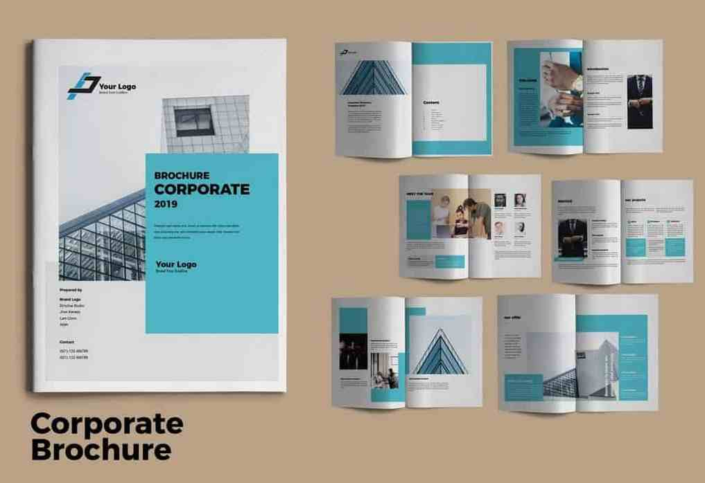 Brochure Templates Word