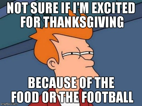 Funny Thanksgiving Memes Football Images