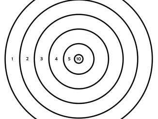 Paper Shooting Targets Printable