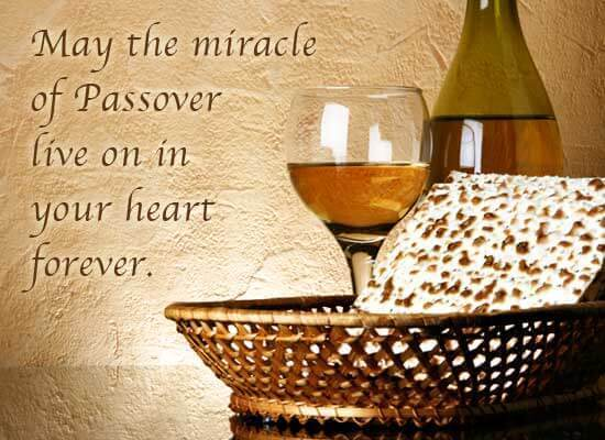 Passover Greeting Messages