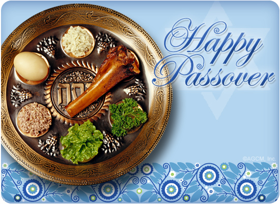 Wishes You A Happy Passover